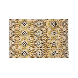 Nell Desert Wool-Blend 4'x6' Rug