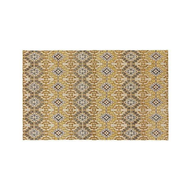 Nell Desert Wool-Blend 5'x8' Rug