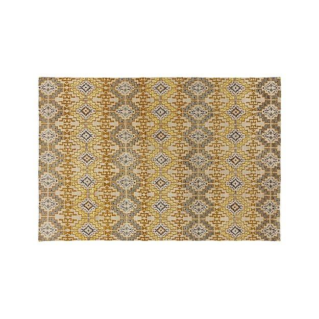 Nell Desert Wool-Blend 6'x9' Rug