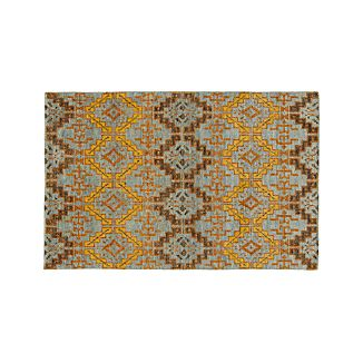 Nell Oasis Wool-Blend 4'x6' Rug