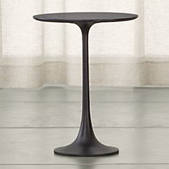 Nero Accent Table