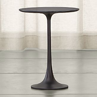 Nero Accent Table