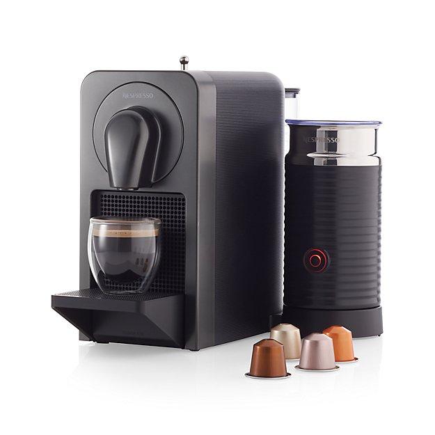 nespresso frother machine