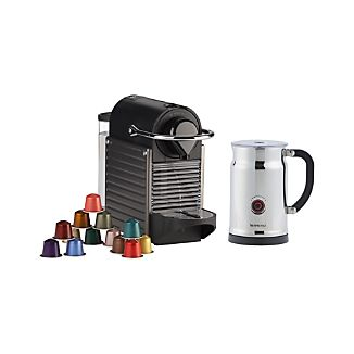 Nespresso ® Pixie Titan Bundle