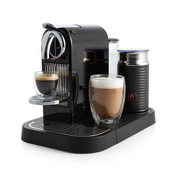 NespressoCitizBlackwFrotherAV2S16