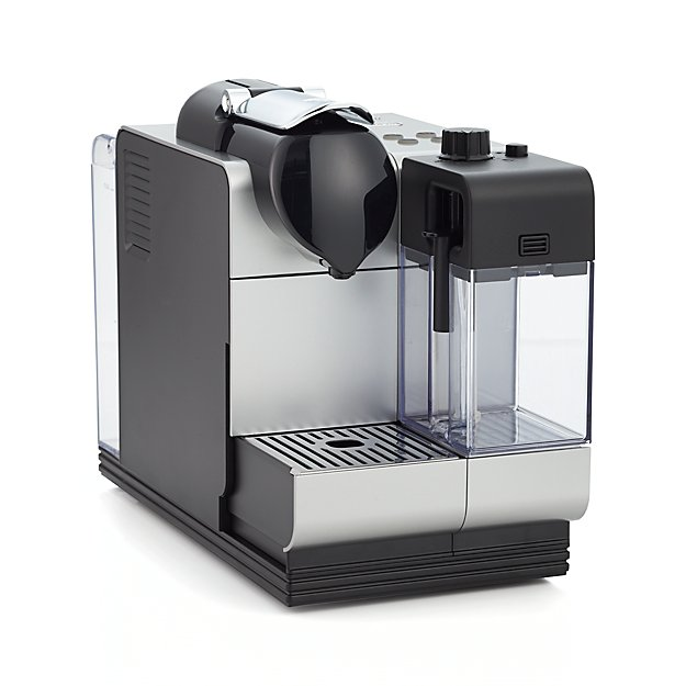 delonghi nespresso milk frother instructions