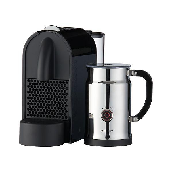 Nespresso ® U Espresso Maker Bundle