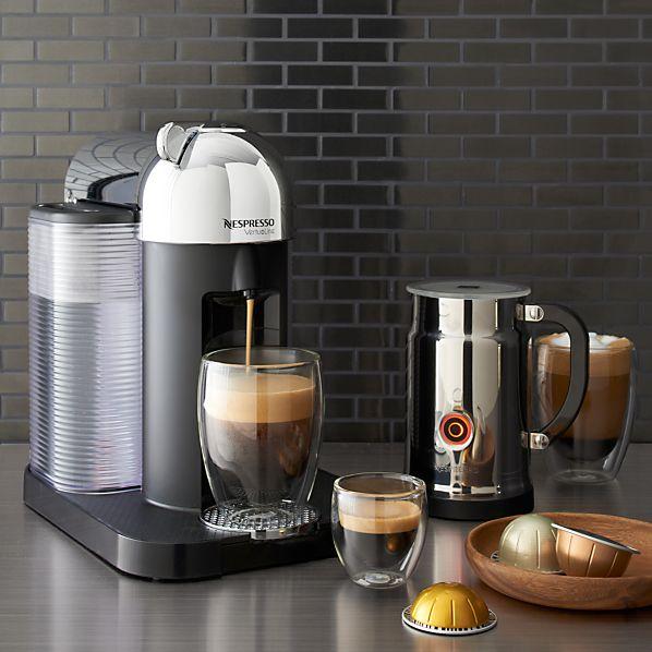 Nespresso ® VertuoLine Chrome Bundle