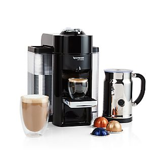 Nespresso ® VertuoLine Evoluo Deluxe Bundle