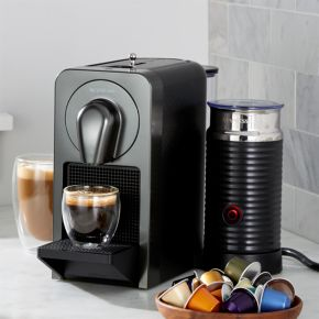 Nespresso Prodigio Espresso Machine & Milk Frother