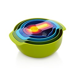 Joseph Joseph ® Nest 9 Mixing Bowl Set