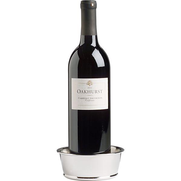 Classic Wine Coaster