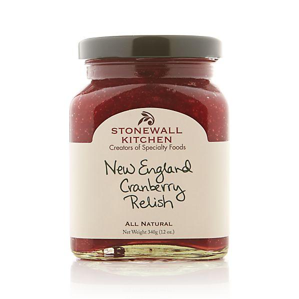 Stonewall Kitchen New England Cranberry Relish