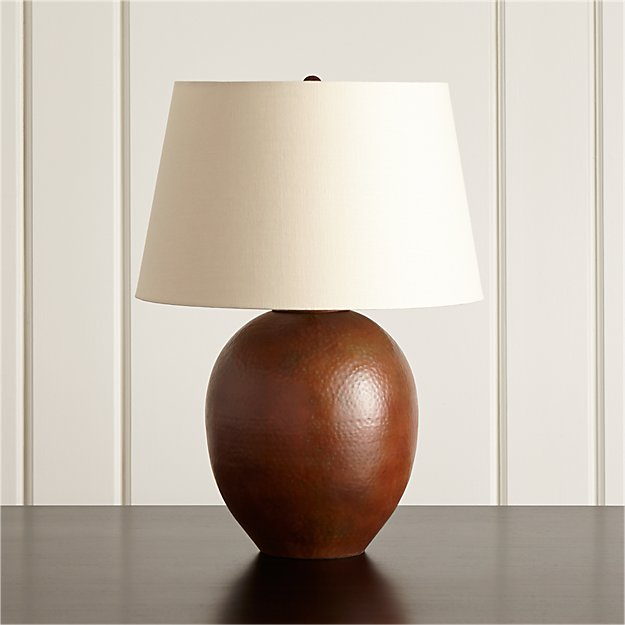 newbury table lamp crate and barrel. Black Bedroom Furniture Sets. Home Design Ideas