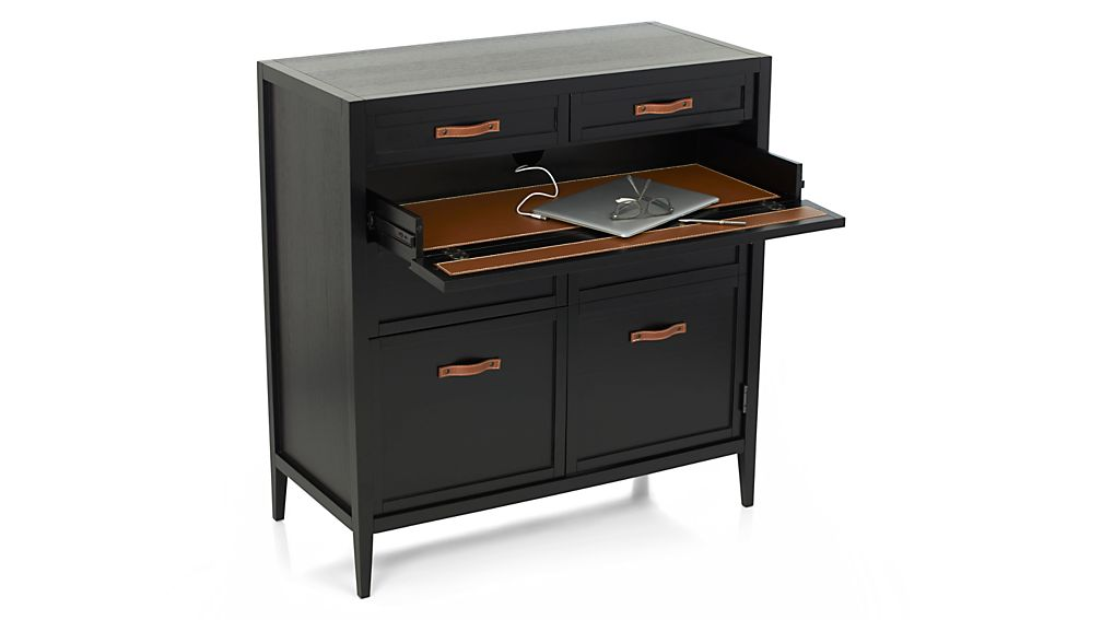 Newman Compact Office Desk