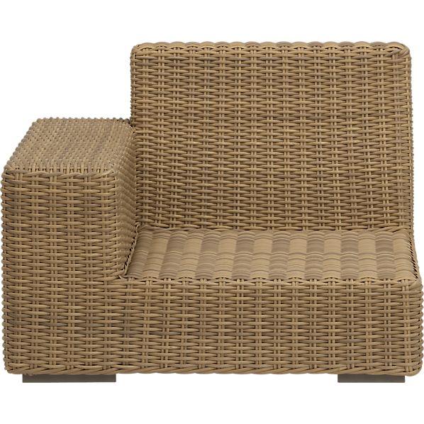 Newport Modular Left Arm Chair