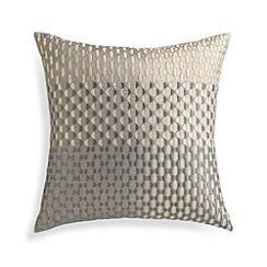 """Nikolai 18"""" Pillow with Feather-Down Insert"""
