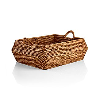 Sedona Honey Low Basket