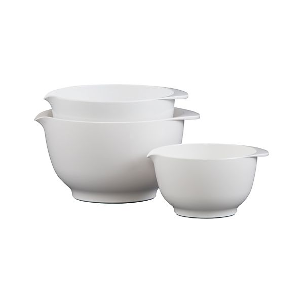 "3-Piece Nonslip 4.75""-6.75"" Nesting Prep Bowl Set"