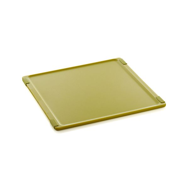 Jelli ® Green Nonslip Reversible Cutting Board