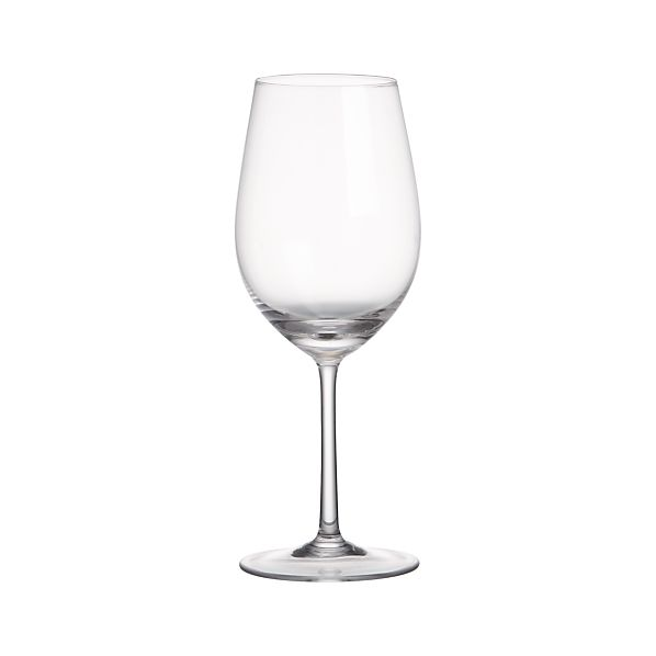 Nora 12 oz. White/Rose Wine Glass