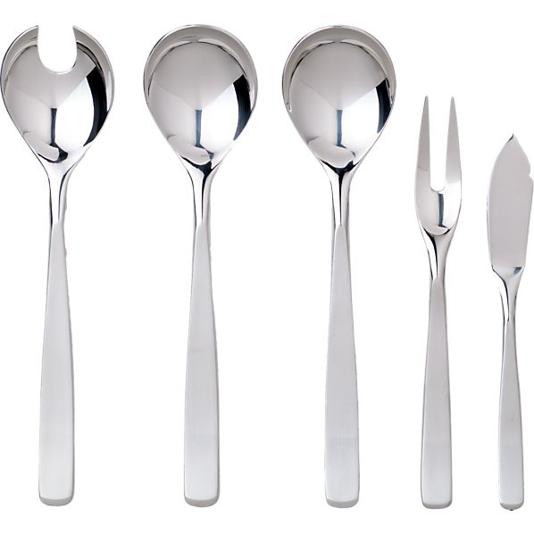 Nortica 5-Piece Serving Set
