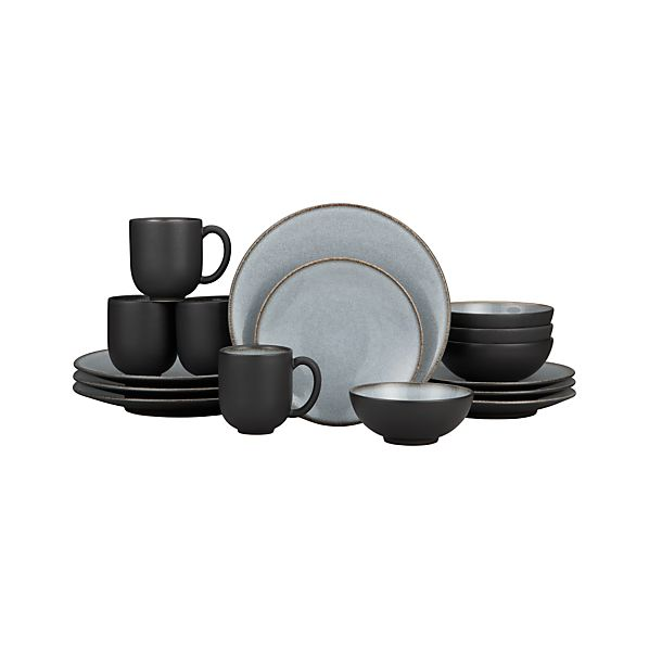 Nuit 16-Piece Dinnerware Set