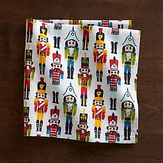 Nutcracker Cloth Napkin