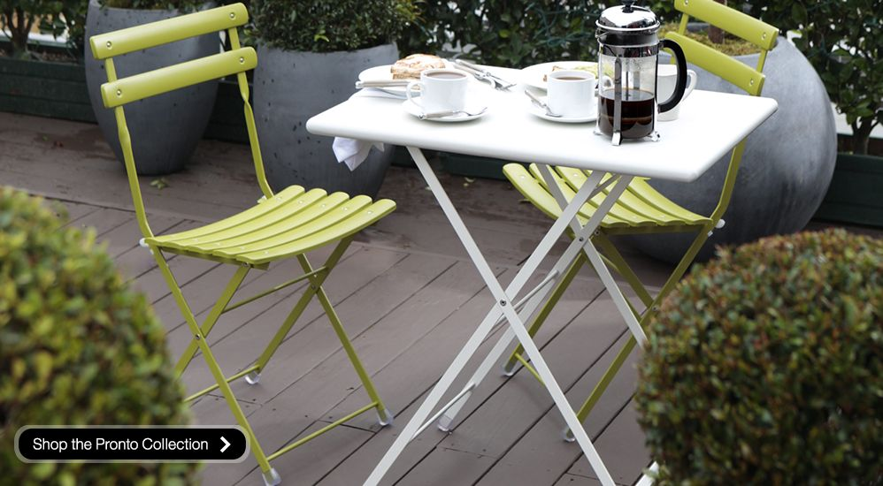 the crate and barrel lifestyle lives outdoors with patio furniture and