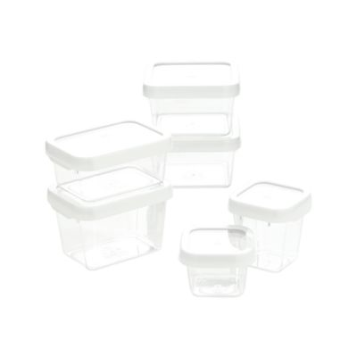 OXO® White 12-Piece Locktop Container Set