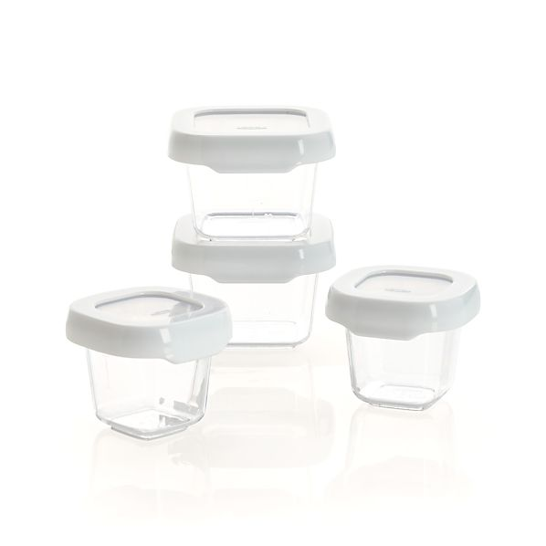 OXO ® Mini Locktop Containers Set of 4