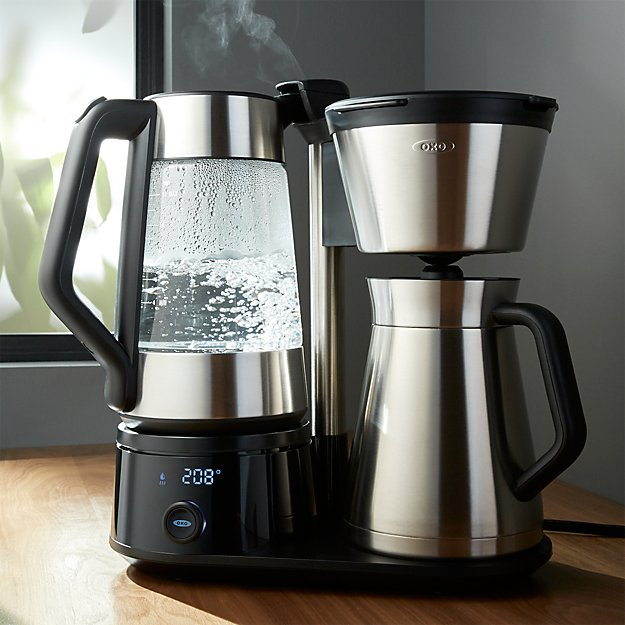 OXO ? On ? 12-Cup Coffee Maker Crate and Barrel