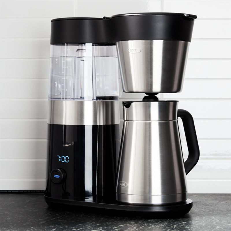 Oxo Coffee Maker Review 9 Cup : OXO On 9-Cup Coffee Maker Crate and Barrel