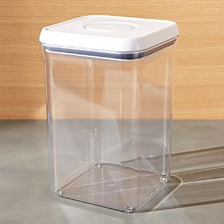 Oxo ® Pop Square 4qt Container with Lid