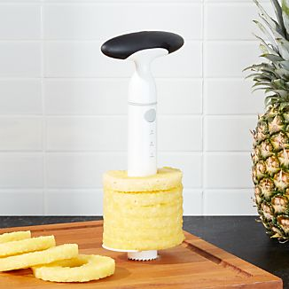 OXO ® Ratcheting Pineapple Slicer/Corer