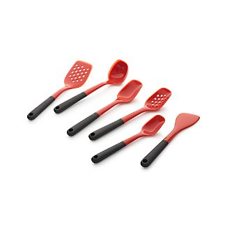 OXO ® Silicone Red Utensils