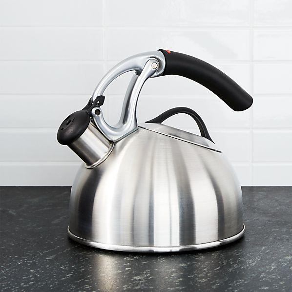 OXO ® Uplift Brushed Stainless Steel Tea Kettle