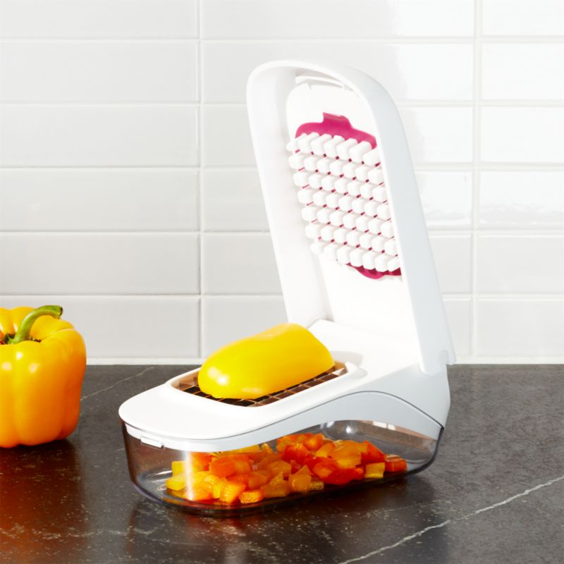 Oxo 174 Vegetable Chopper Crate And Barrel