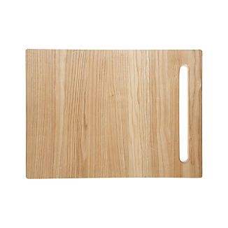 Large Oak Chopping Block