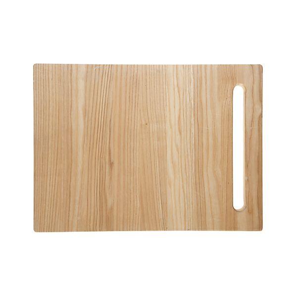 Large Oak Chopping Block