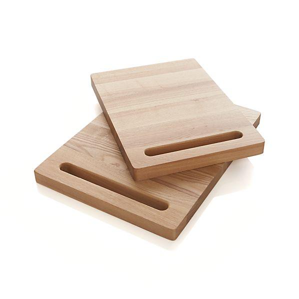 Oak Chopping Blocks