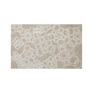 Obi Wool-Blend 5'x8' Rug