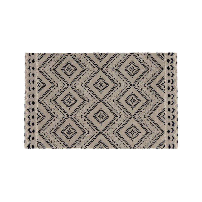 Odelia Wool 5'x8' Rug