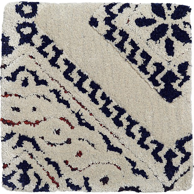 Odelia Wool 12' sq. Rug Swatch