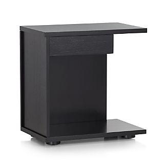 Odin Left Storage Nightstand
