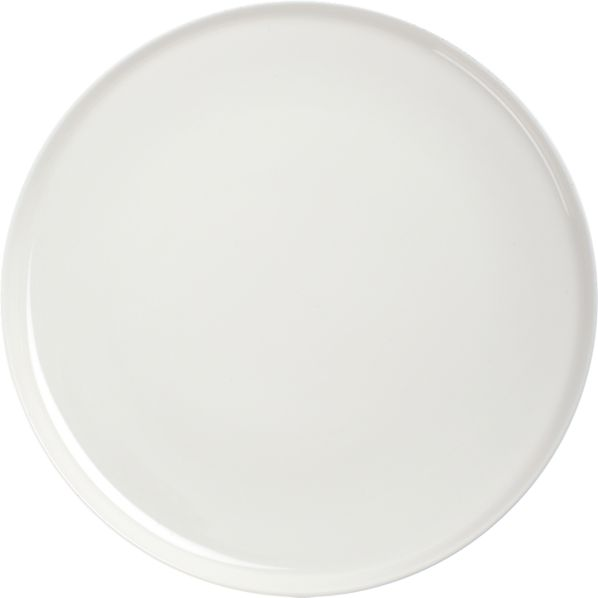 "Marimekko Oiva White 10"" Plate"