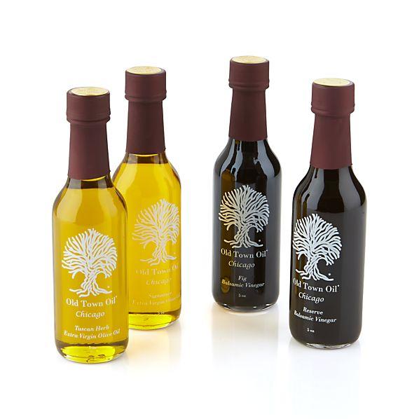 Old Town Oil and Vinegar Sampler