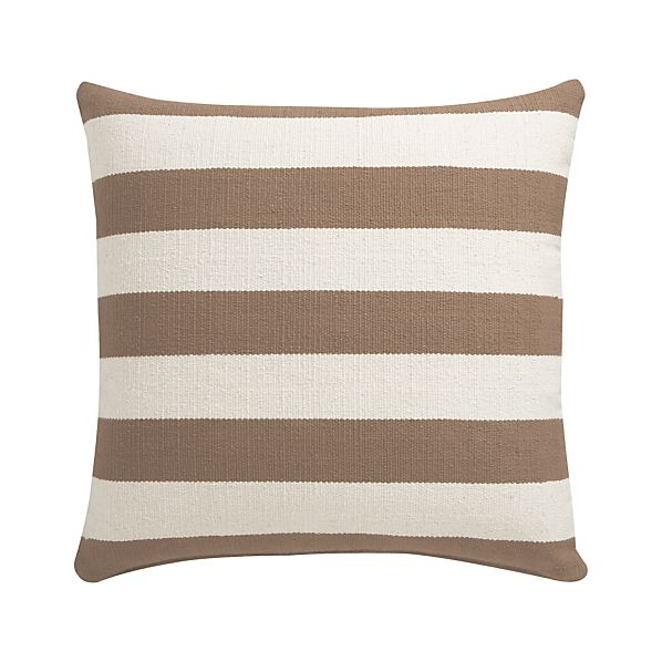 "Olin Brown 25"" Floor Pillow"
