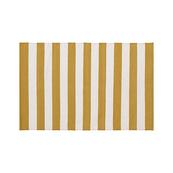 Olin Gold 4x6 Rug