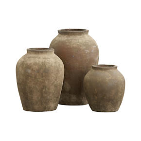 Olive Jars - Small Jar